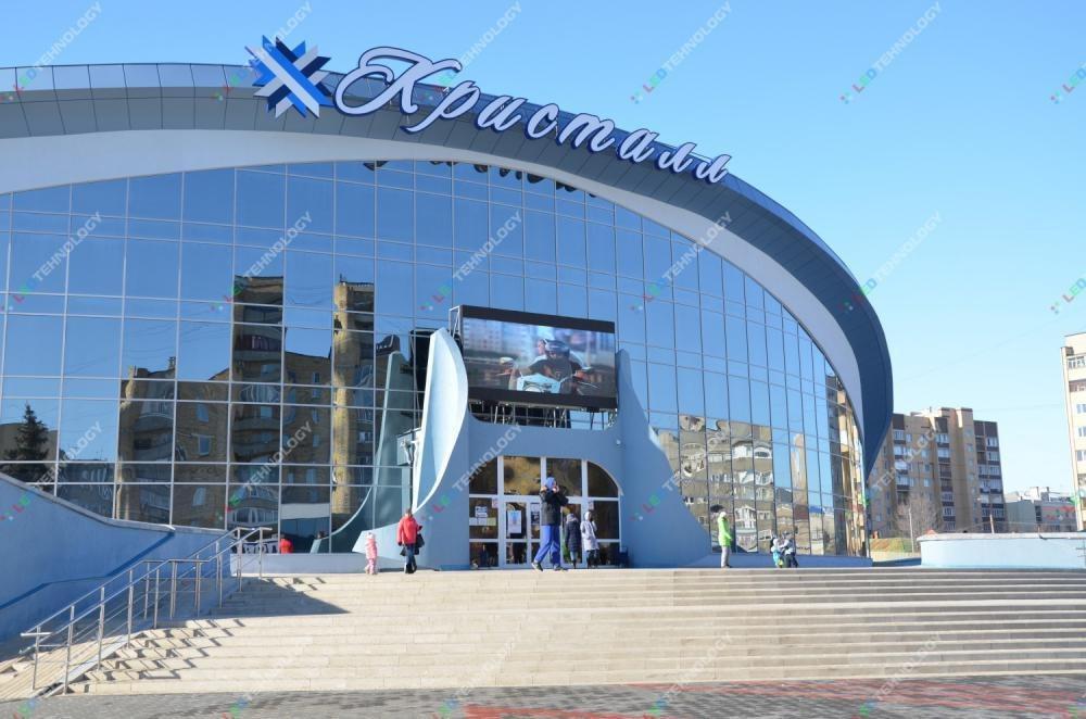 Как купить светодиодный экран в г. Владивосток?