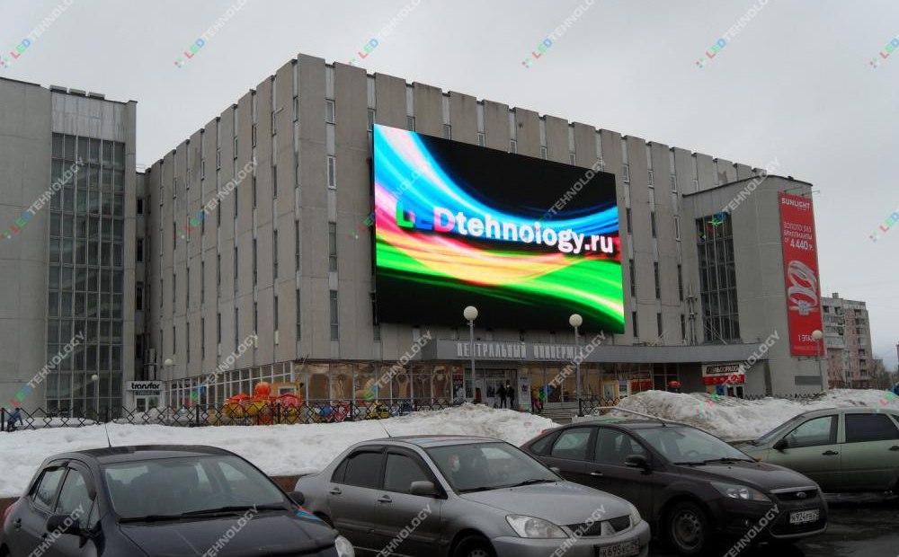 Где купить светодиодный экран в Екатеринбурге?