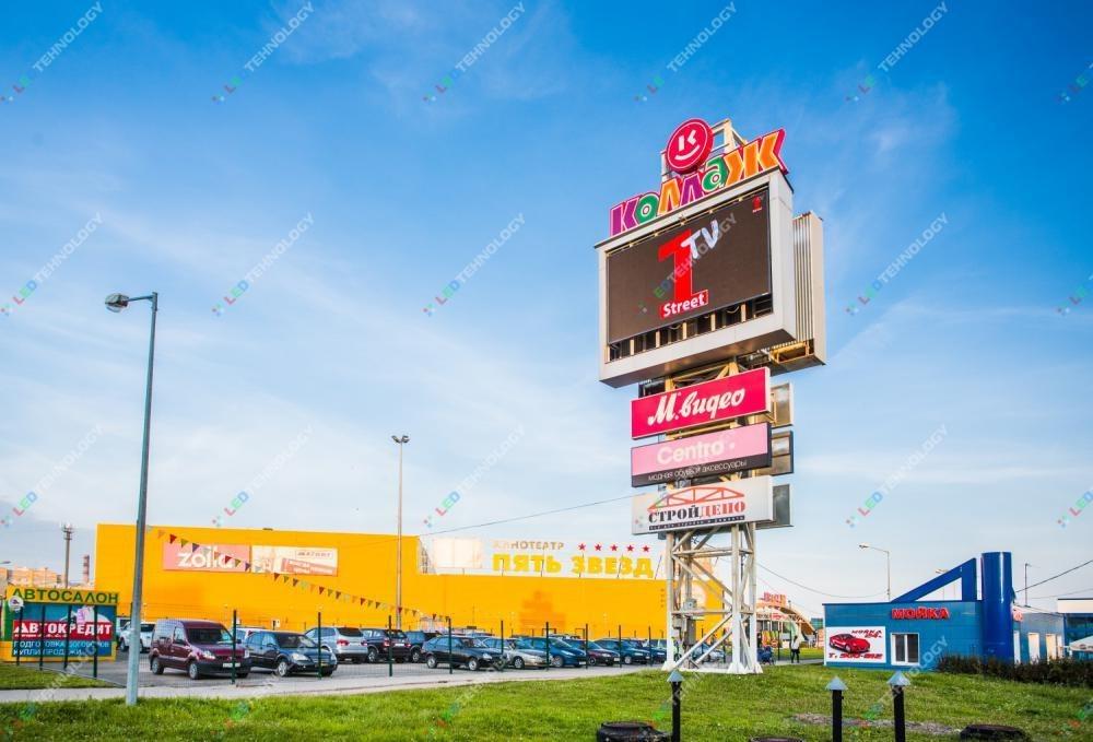 Купить светодиодный экран в Ульяновске: недорого и эффективно