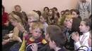 Фронтовая гармонь-2005 в школе №14 Орехово-Зуево май-05