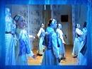 ЛЕБЁДУШКИ - видео-фрагмент из концерта для учащихся 5-6 классов 1993 г - г Добрянка Пермская обл