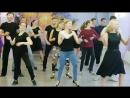 Танец для разминки