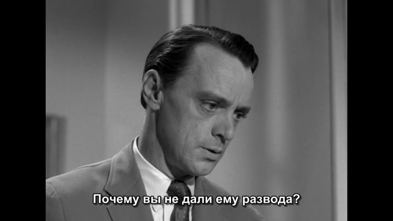 One Step Beyond s1e01 The Bride Possessed 1959 Рус субт. kosmoaelita