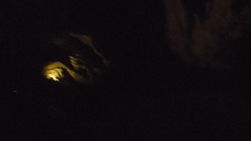 Карстовая пещера в Новом Афоне