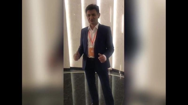 Юлдаш Ураксин, представитель оргкомитета, о первом дне конкурса