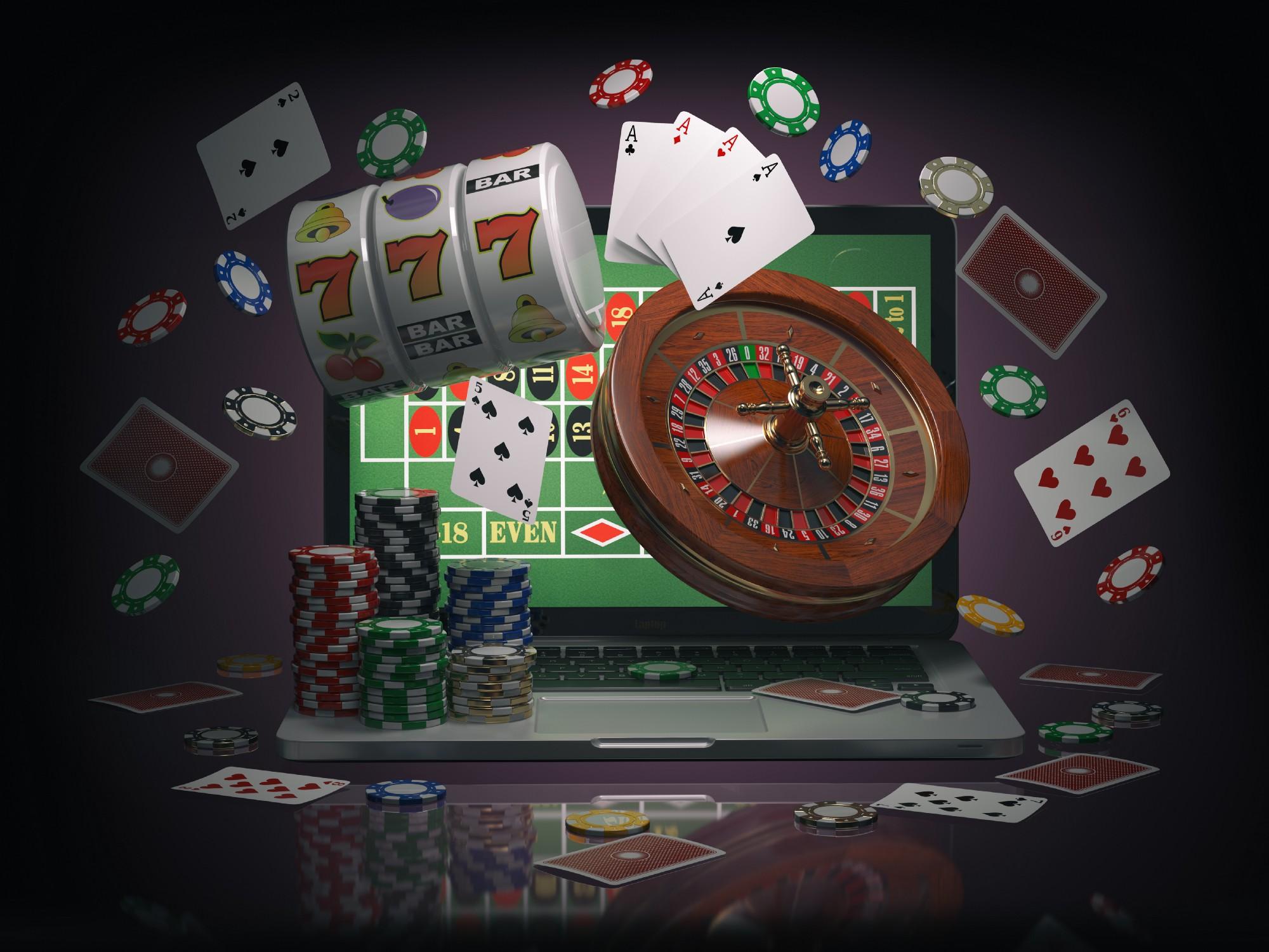 Приложения для казино для Android