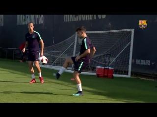 Хосе Арнаис вернулся к тренировкам