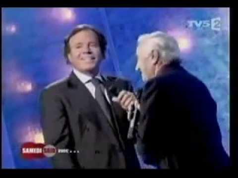 Charles Aznavour Julio Iglesias - Que c'est triste Venise