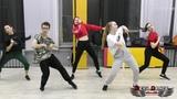 H.E.R. - Against me choreo by Katrin Bogdan DDS Workshops