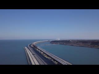 Крымский мост. соединяя берега