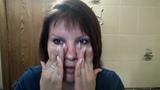 Решейпинг лица день 8й. Акцент на морщины вокруг губ и носогубную складку.