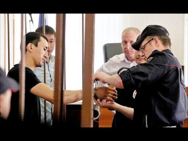 Киргиз, въехавший в толпу прохожих в Москве, получил 1,5 года принудительных работ (2018)