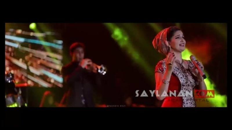 Maral Durdyyewa- Tut ellerimden [www.SAYLANAN.com]