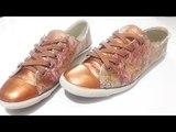 Новая Жизнь Старых Кед! Декупаж обуви Converse