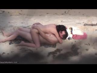 Реально подсмотренное на пляже_beach voyeur