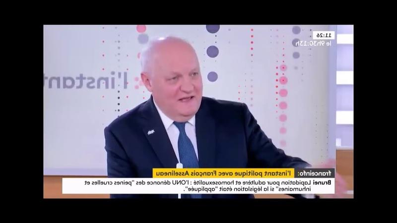 Ce Journaliste Prend Vraiment François Asselineau Pour Un idiot Ce Matin En Directe