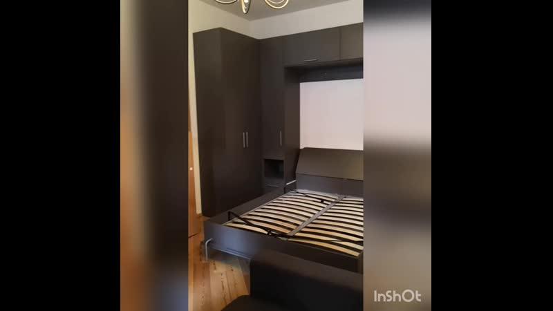 кровать трансформер от отгрузки до сборки 4 часа