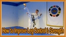 Taekwondo Kicking Drills Kicking Control and Leg Strength GNT Tutorial