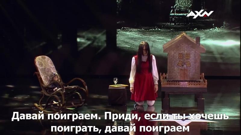 03. The Sacred Riana Semi-Final 2 – VOTING CLOSED Asia's Got Talent (Русские субтитры, 2017).