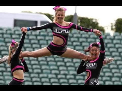 Best of Allstar Cheerleading Compilation January 2018