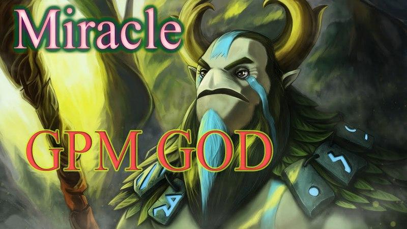Miracle Furion Самый богатый Фурион в истории продоты