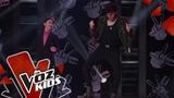 Jefferson canta Y Hubo Alguien Audiciones a Ciegas La Voz Kids Colombia 2019