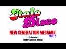 VA - Italo Disco - New Generation Megamix Vol.2 By SpaceMouse 2018