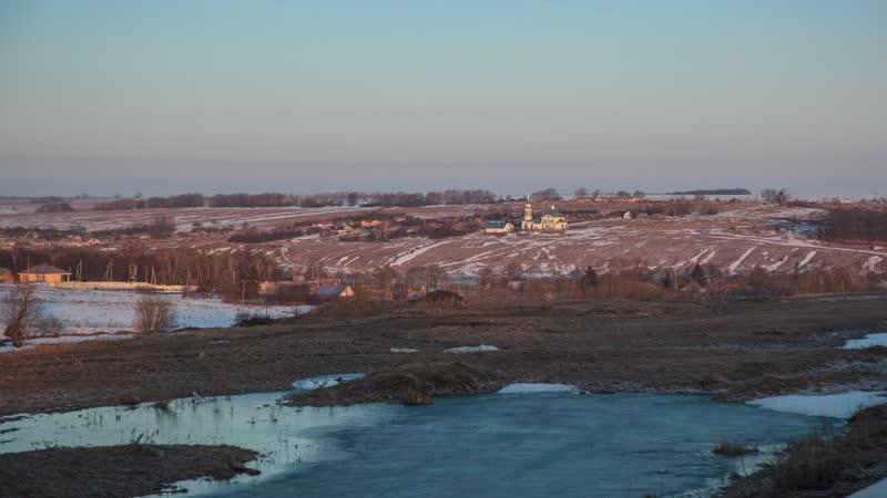 Куликово поле, село Михайловское, храм Архистратига Михаила