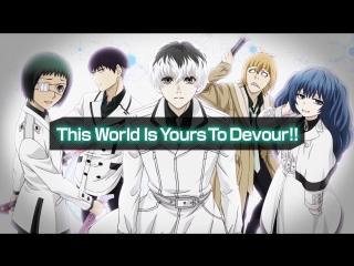 iOS_⁄Android『TOKYOU GHOUL [ re birth]』
