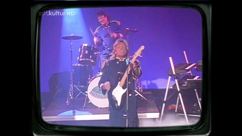 Dieter Bohlen Blue System - Thats Love (ZDF Hitparade 12.05.1994)