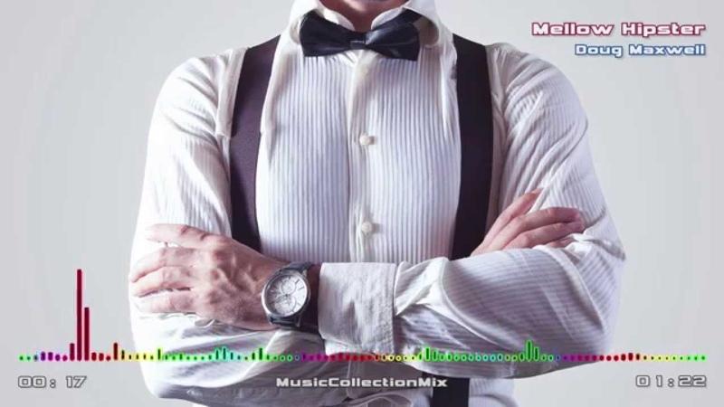 Funky Instrumental Rock Music - Mellow Hipster, Doug Maxwell