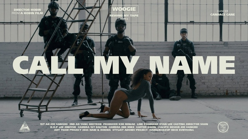 WOOGIE - CALL MY NAME (Feat. G.Soul) Official Music Video (SUB KOR/ENG)