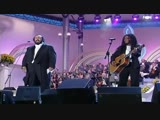 Luciano Pavarotti Tracy Chapman - Baby Can I Hold You