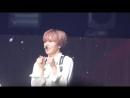 [VK][181005] MONSTA X fancam - Minhyuk Cute Dance @ THE 2ND WORLD TOUR 'The Connect' in Chiba (D-1)