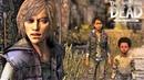 The Walking Dead: The Final Season - Похороны Марлона и Броди. Клементину и Эй-Джея решают выгнать