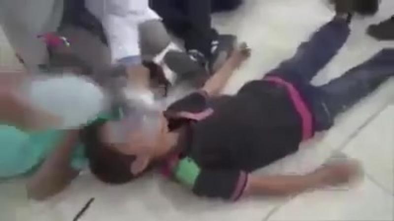 A farsa da mídia Sionista na Síria