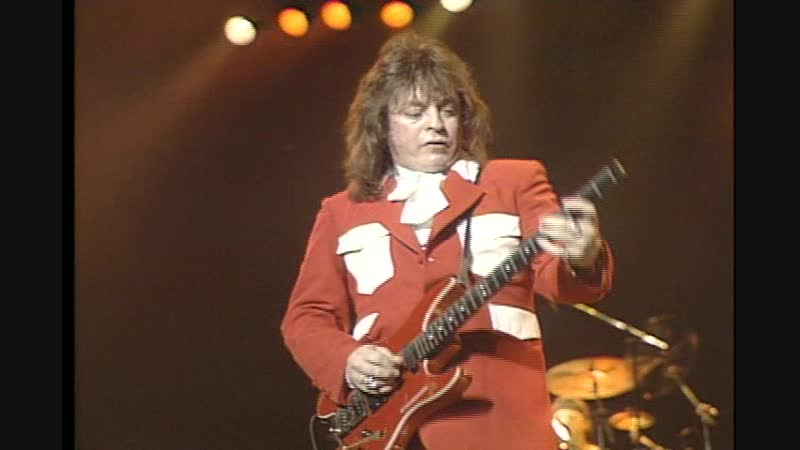 RICK DERRINGER EDGAR WINTER - Hang On Sloopy ( Live , MZA Ariake , Tokyo , Japan \ 1990 г )