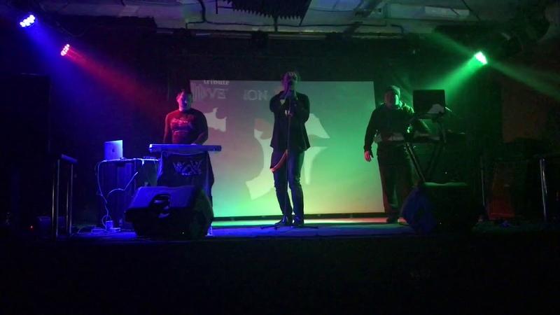 Zheks (of Radiomun) New Version - The Dead of Night (DM Cover, Garage, Kaluga, 17.11.2018)