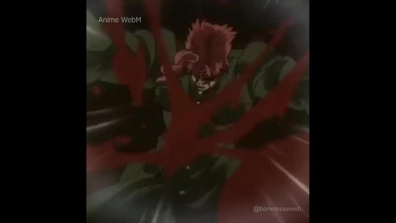 Anime.webm Monogatari, JoJo, One Piece