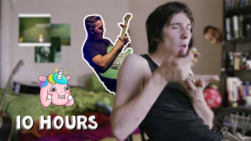 RUSSIAN TWINKLE EMO GUY EATS EGGS 10 HOURS HD