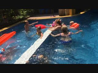 Наши летние забавы. ГД Ирийский сад