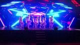 Наш ультрафиолет на съемках промо нового шоу Rush Style
