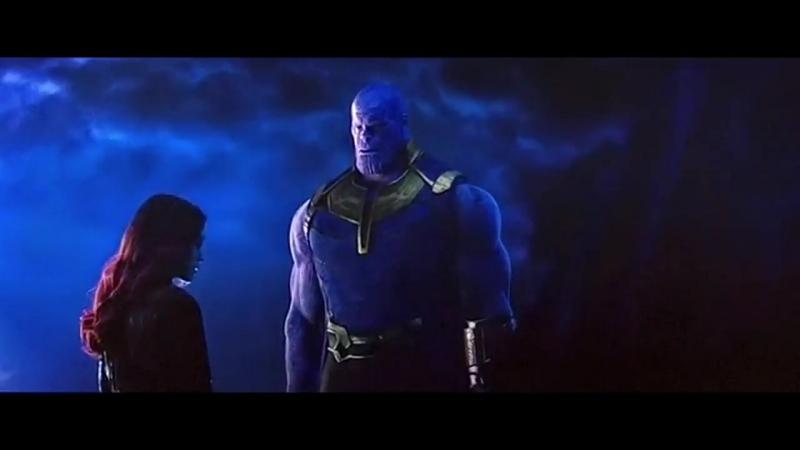 AVENGERS: Infinity War | Thanos and Gamora