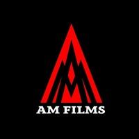 Логотип AM FILMS - короткометражные фильмы в Тольятти!