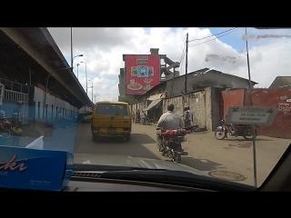 Trip to Lagos Airport, Nigeria Part 3