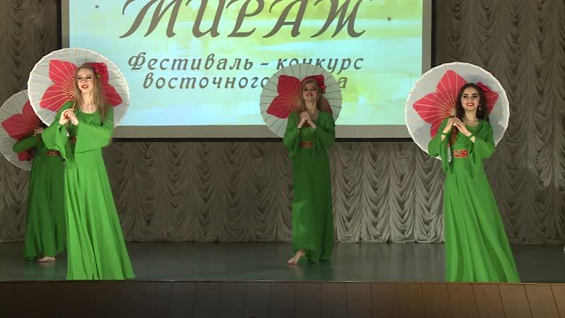 АВТ Фархат Танец Азалия на конкурсе Мираж Постановщик Харламова Е Л