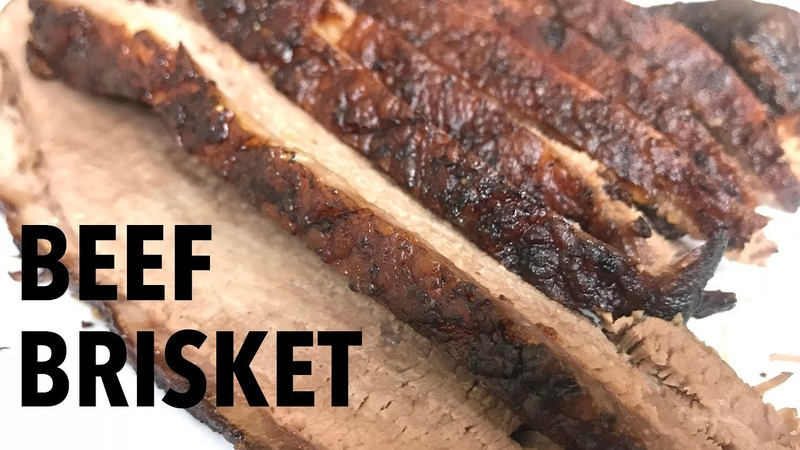 Slow Roasted Beef Brisket with Gravy Gregcipes