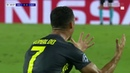 Cristiano Ronaldo Reaction to Red card vs Valencia HD