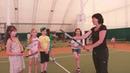 Летний теннисный лагерь в MasterS. Школа Гармония.