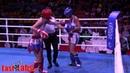 2018 WAKO ME kickbox K1 52kg Chochlikova SVK vs Kerlehova CZE